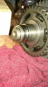 starter clutch bearing install yamaha r1 forum yzf r1 forums