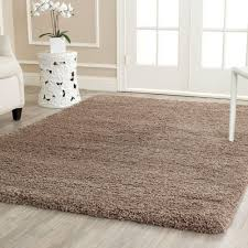 Area Rug 12 X 15 Safavieh California Shag Taupe 11 Ft X 15 Ft Area Rug Sg151 2424