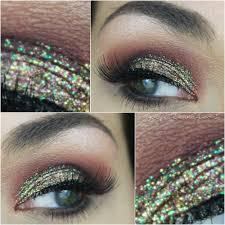 agape love designs zenith glitter makeup inspiration mba cosmetics