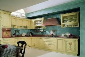 Luxury Kitchen Cabinets Manufacturers Italian Manufacturer Luxury Kitchen Hand Painted Solid Wood