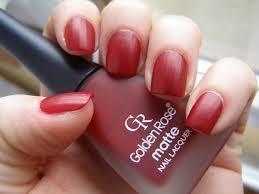 matte 05 golden rose nail polish pinterest golden rose nail