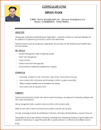 Format Of Resumes Difference Between Resume And Biodata Free Resume Example And