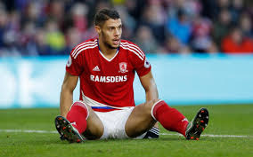 Middlesbrough FC Middlesbrough forced to turn to Rudy Gestede   winless in    league matches   to fire them to safety