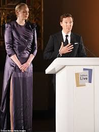 Hand on heart  Gwendoline listened to Benedict as he gave an equally impassioned speech Daily Mail