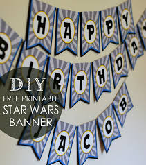 happy halloween banner free printable diy star wars birthday banner free printables batman party
