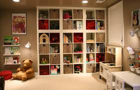 Ikea Bookshelves Built In by Stacked Expedit