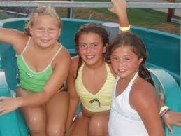 fifth grade girls swimteam South Newton School Corporation Home of the Rebels Kentland ...