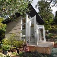 Backyard Office Prefab by 161 Best Modern Garden Shed Images On Pinterest Modern Shed