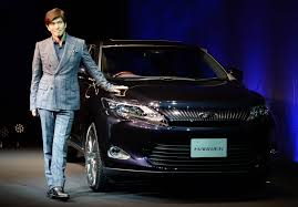lexus harrier new model toyota unveils revamped harrier the japan times