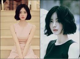 asian short bob hairstyles u0026 street style looks hairstyles 2017