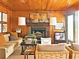 Lodge Living Room Decor by Beautiful Room Ideas Lodge Living Furniture For Hall Kitchen