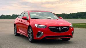 buick the 2018 buick regal gs is a shot in the arm for the slumping