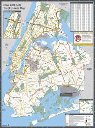 Subway Nyc Map by Nyc Dot Trucks And Commercial Vehicles
