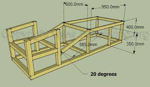 rabbit hutch building plans plans diy free download purple martin