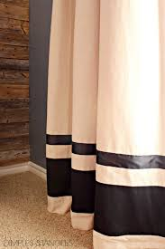 Blackout Curtain Panels Customize Ikea Curtain Panels How To Add Length And Blackout