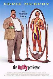 El profesor chiflado (1996) [Latino]