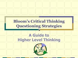 Evaluate critical thinking and the cornell critical thinking ability to measure students      critical thinking
