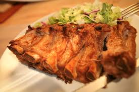 how to cook baby back ribs on the george foreman grill