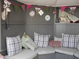pretty summerhouse interior with seating upholstery pretty summerhouse interior with seating upholstery