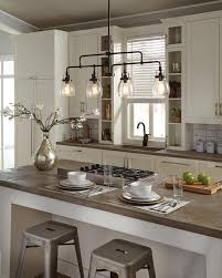 Kitchen Island Lamps The Belton Collection Influenced By The Vintage Industrial