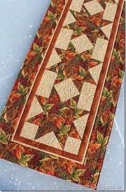 Quilted Table Runners by Patchwork Pumpkin Quilted Table Runner Pattern Scrap Autumn And