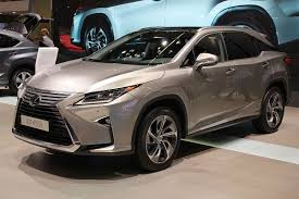 lexus visa pursuits lexus rx u2013 wikipedia