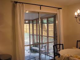 patio door drapes curtain interesting patio door ds curtains for