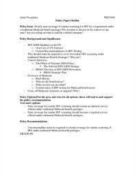 Interesting Examples Of A Research Essay Resume