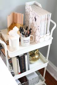 Desk Organization Accessories by How To Style A Desk 3 Ways For The Student The Post Grad U0026 The