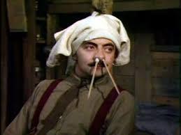 Rowan Atkinson Wibble