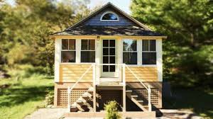 Small House Plans Cottage by Tiny Camden Cottage In Maine Charming Small House Design Youtube