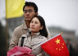 suami istri, china