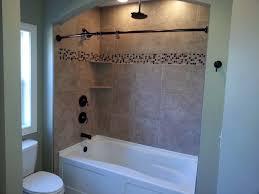 tub shower combo ideas for small bathrooms bath decors bathroom
