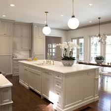 Molding On Kitchen Cabinets Painting Crown Molding To Match Cabinets An Example In Sherwin