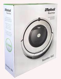 Cleaning Robot by Irobot Roomba 860 Vacuum Cleaning Robot R860020 Brand New
