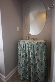 Bathroom Craft Ideas Best 25 Bathroom Sink Skirt Ideas On Pinterest Sink Skirt