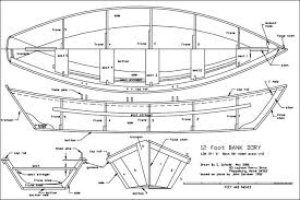 Wooden Model Boat Plans Free by Boat Plans Dory Free Plans Plywood Kayak Plans Mrfreeplans