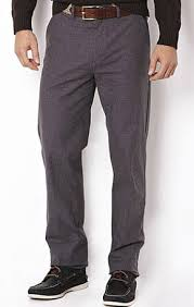 Casual Dress for Young Men  What to Wear  amp  How to Wear It   The     The Art of Manliness gray flannel pants with boat shoes