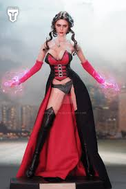 scarlet witch costume comics the ultimate scarlet witch by unrealtoys on deviantart