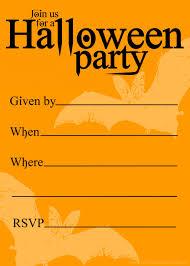 Halloween Free Printable Invitations Halloween Invitation Cards Printable U2013 Festival Collections
