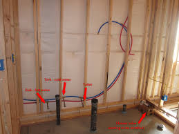 How To Finish A Basement Bathroom Before And After Pictures - Plumbing for bathroom