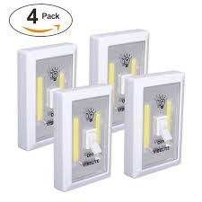 Lights Under Kitchen Cabinets Wireless by Vibelite Closet Light Battery Operated Tap Light Touch Night