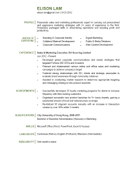 Online Marketing Manager Resume by Sales And Marketing Manager Cv Sample Resume Format