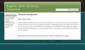 UW CIC Faculty Guide Online    ePortfolio UW Departments Web Server