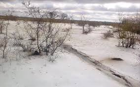 Why Zimbabwe should be your next holiday destination A picture of Lower Gweru in Zimbabwe covered in snow