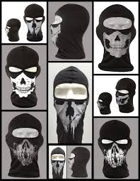 ghost face mask military call of duty 10 cod black iii ghost skull face mask cosplay call