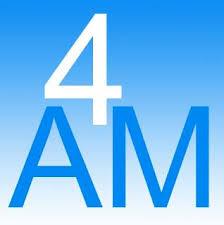4 pagi!