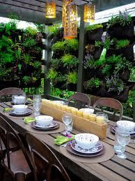 Outdoor Wall Planters 10 vertical planter ideas for summer hgtv u0027s decorating u0026 design