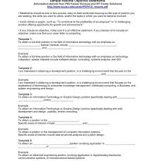 Pipefitter Resume Example by Example Of Objective In Resume General Objective Statement For