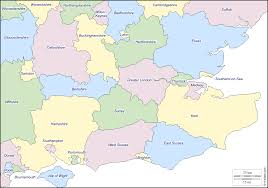 Southeast Map Map Of Southeast England Uk You Can See A Map Of Many Places On